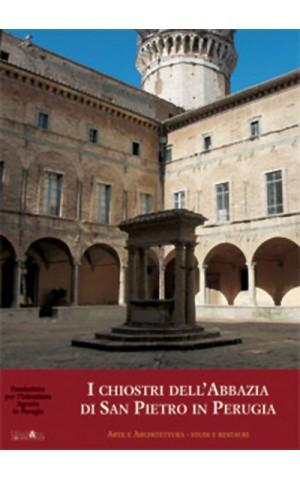I chiostri dell'abbazia di San Pietro in Perugia