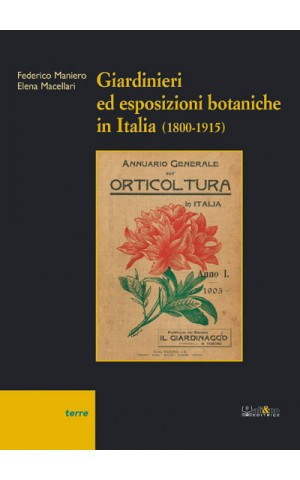 Giardinieri ed esposizioni botaniche in Italia  (1800-1915)