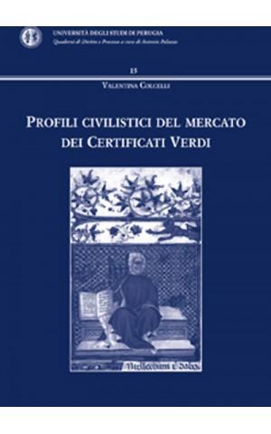 Profili civilistici del mercato dei certificati verdi